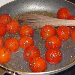 Byrdhouse Blistered Cherry Tomatoes Cheri Witmer
