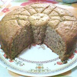 Banana Layer Cake natzsm
