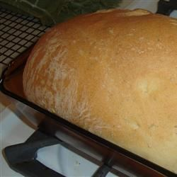 Jo's Rosemary Bread Barb Kavorkian