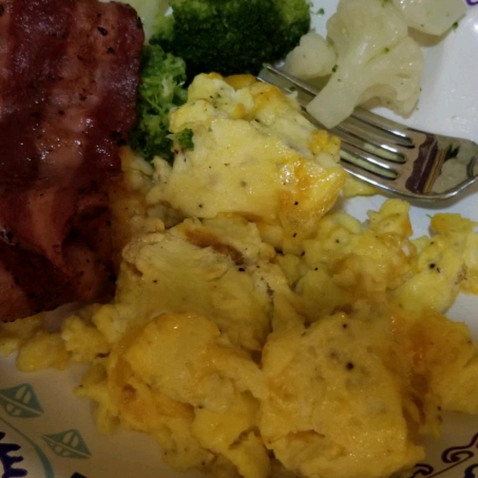 Perfect Scrambled Eggs Donna Robinson