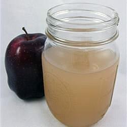 fresh homemade apple juice recipe