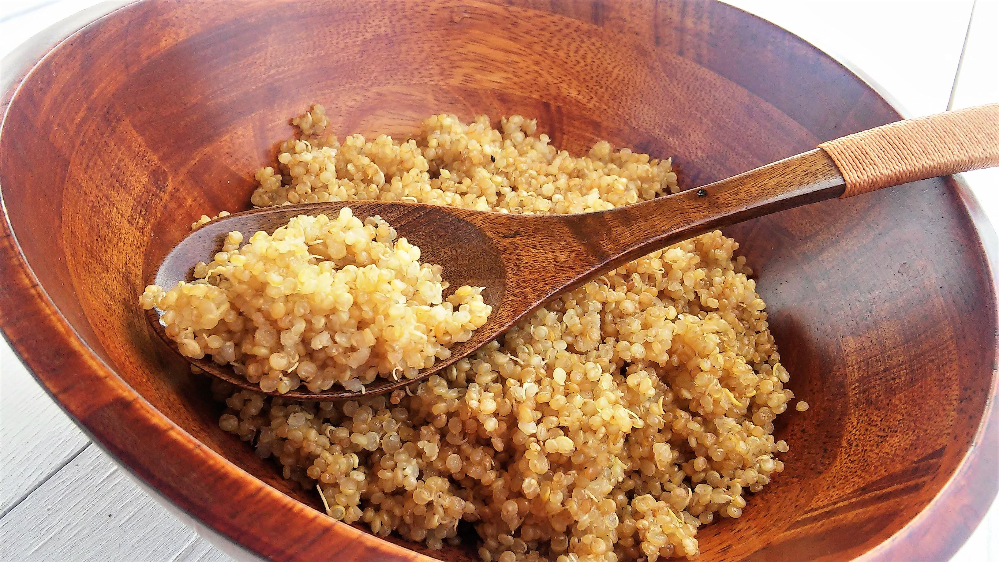 Instant Pot® Quinoa