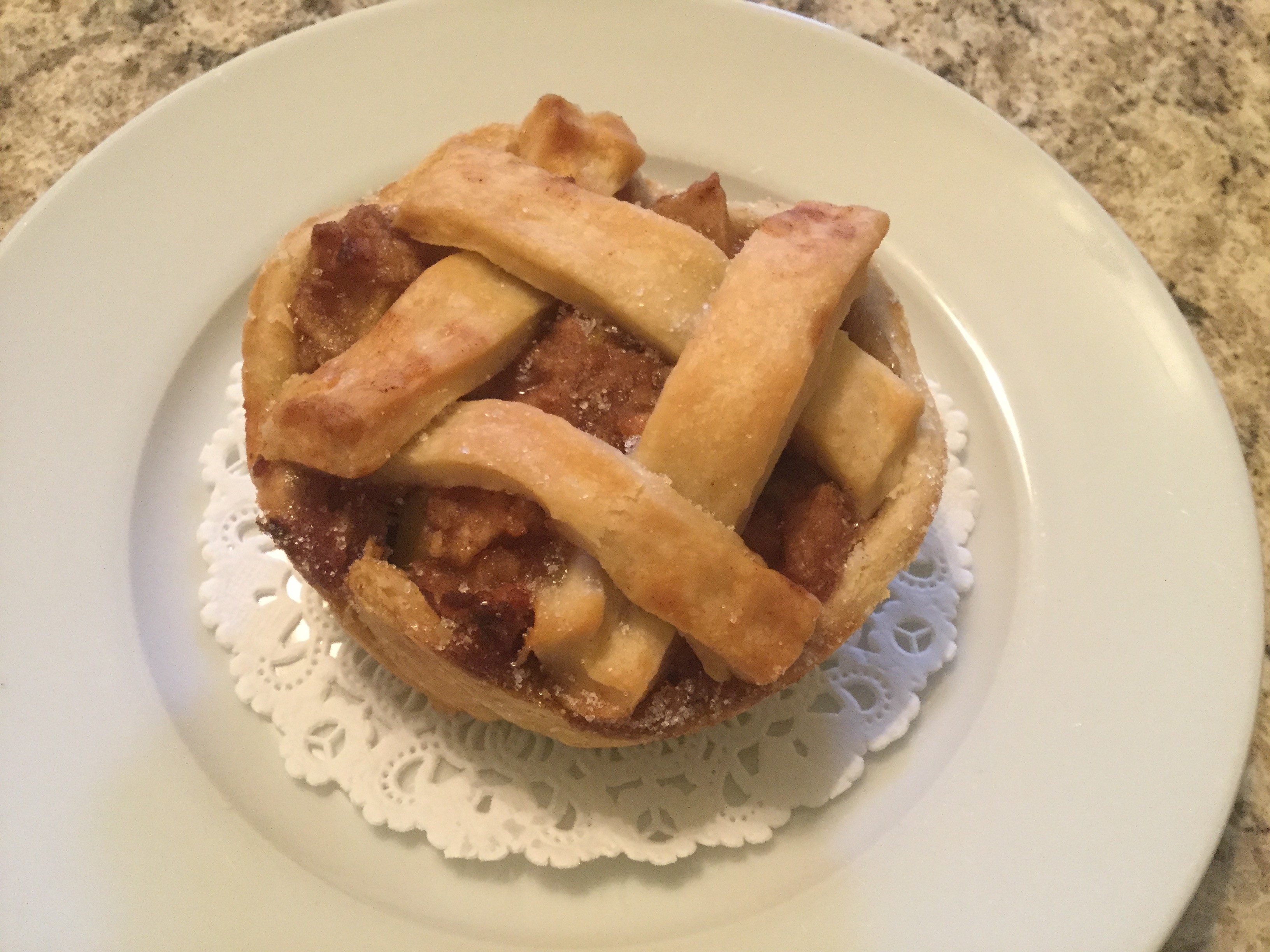 Mini Apple Pies OH Baked!