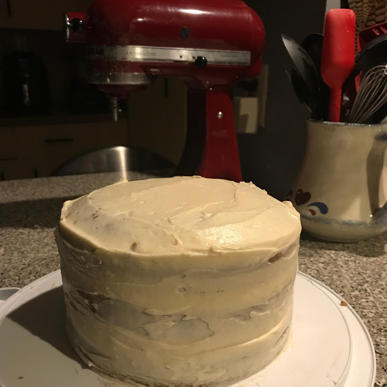 Allspice Cream Cheese Frosting Jan Hawkins