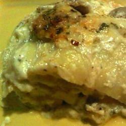 Smoked Cheese Ravioli