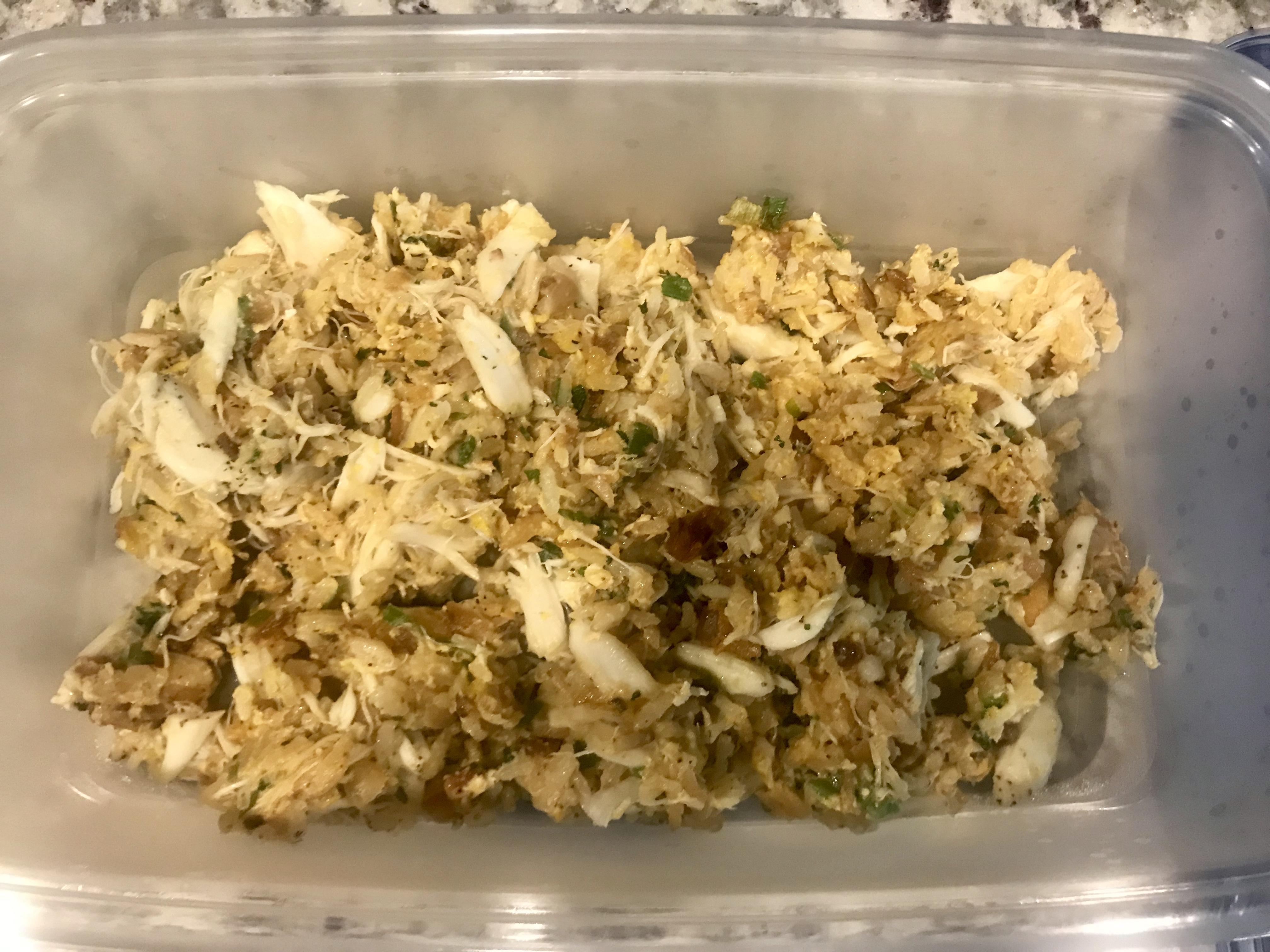 Crab Fried Rice Sbrooks726