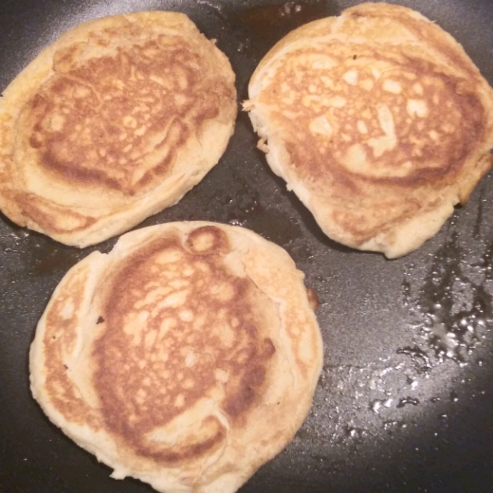 Creamy Peanut Butter Pancakes phillyprincess00