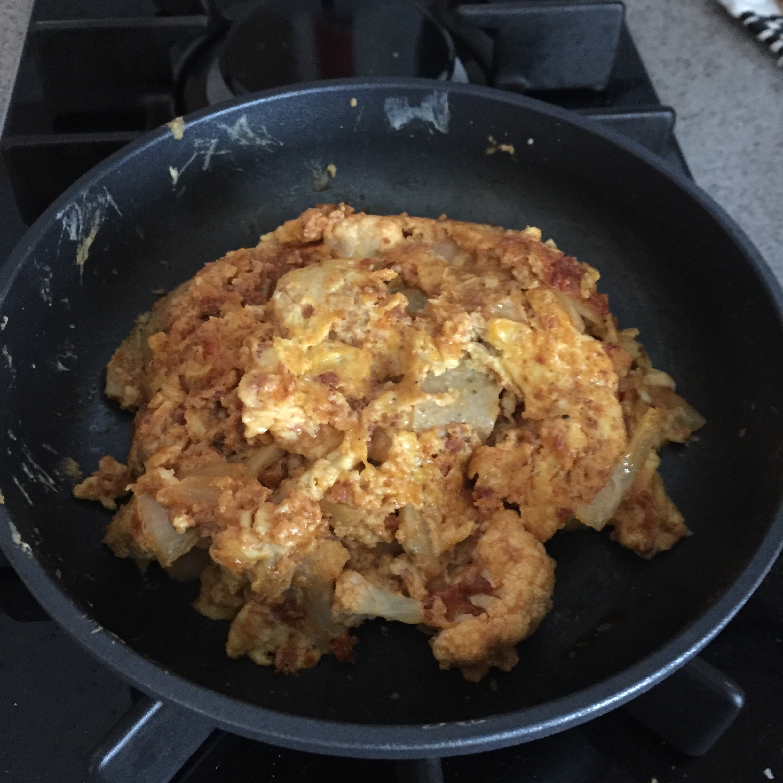 Chorizo con Huevos (Spicy Mexican Sausage with Eggs) Don Marshall