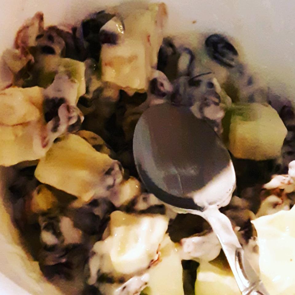 Autumn Apple Salad II Christina Hendriks