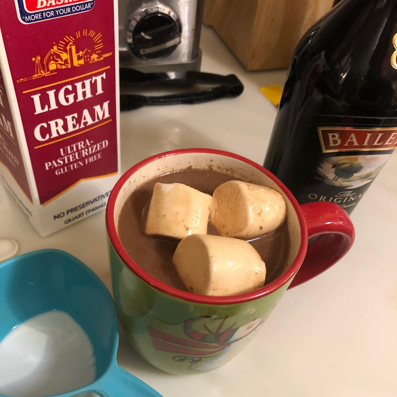 Drew's World Famous Triple Rush Hot Chocolate Lady Starlight