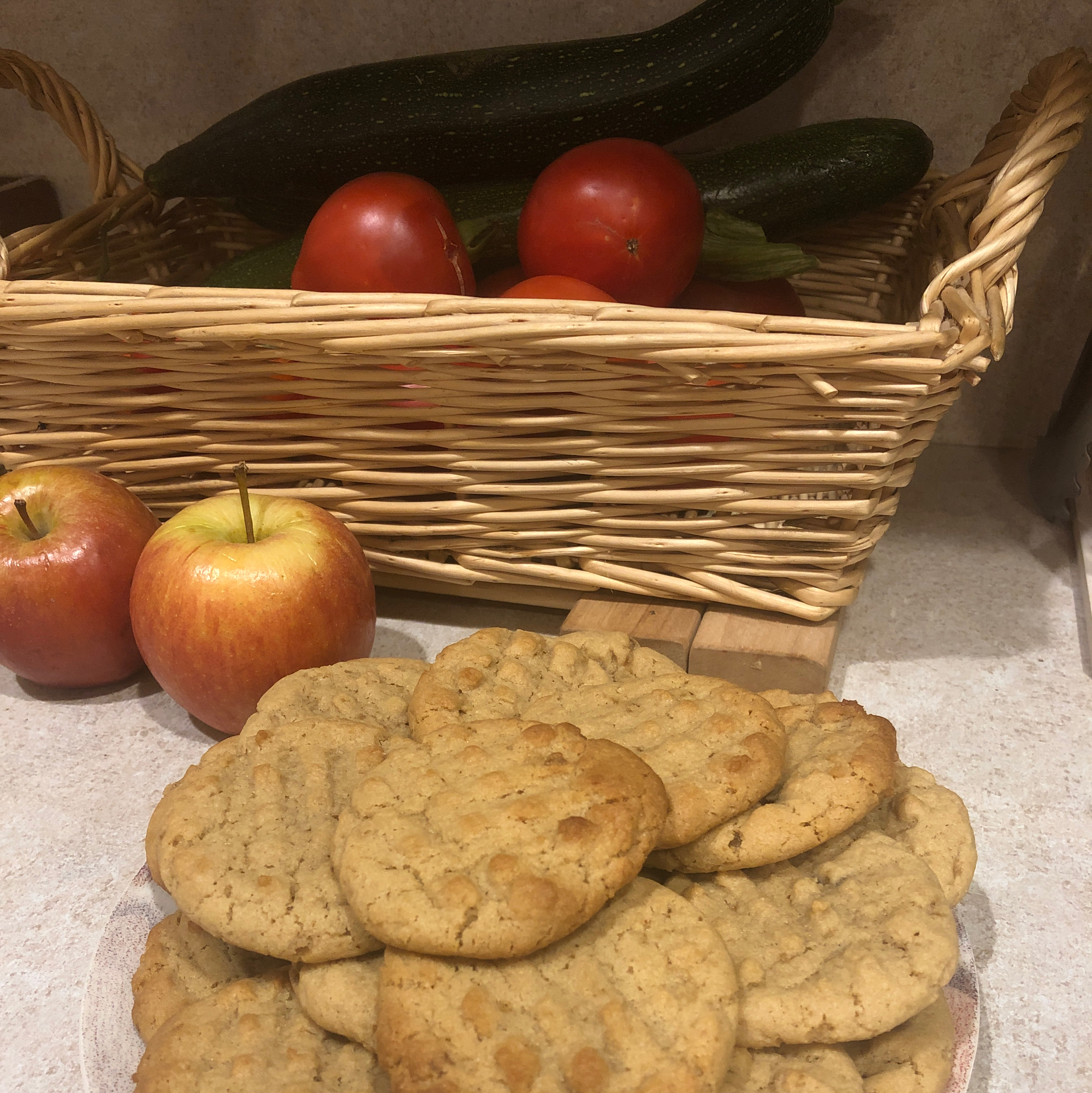 Peanut Butter and Bran Cookies rblake53