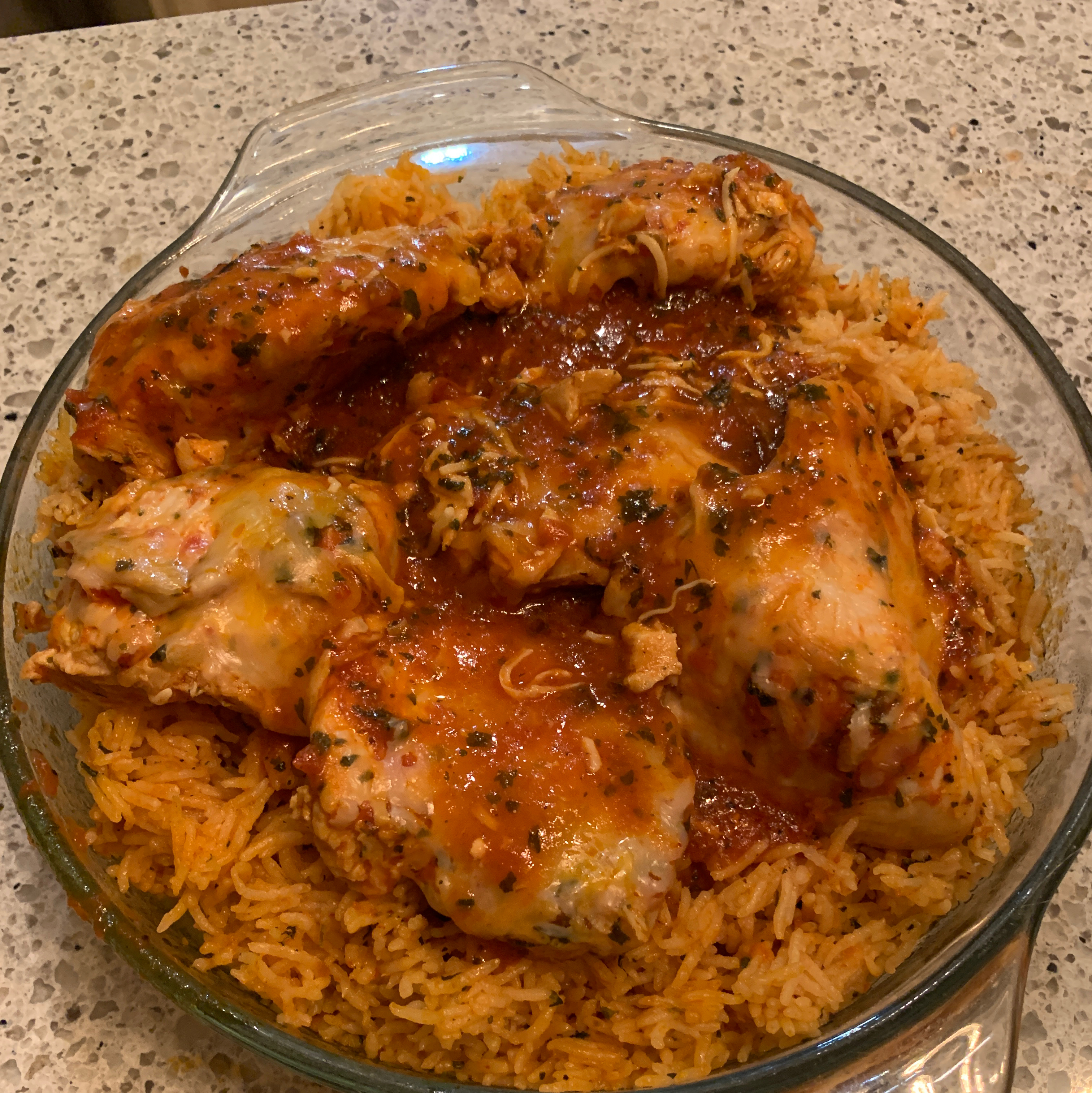 Pressure Cooker Salsa Lime Chicken and Rice rkaikhah