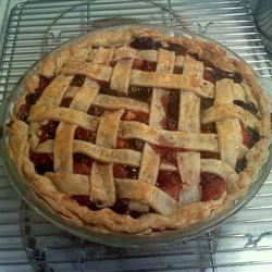 Three Berry Pie celhenry