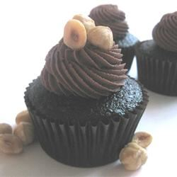 Hazelnut Truffle Cupcakes Live, Laugh, Love, Cook