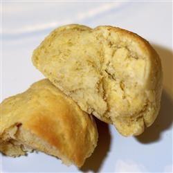 Corn Yeast Rolls