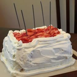 Petra's Strawberry Shortcake Kristy Smith