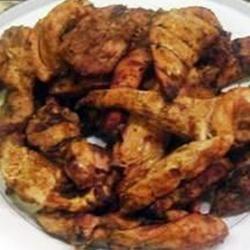 Chicken Shawarma Tricia