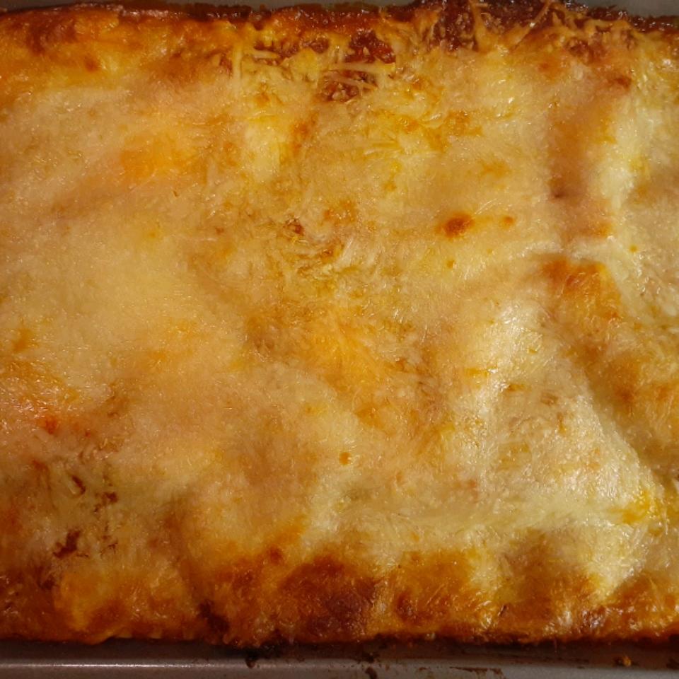 Sausage and Zucchini Lasagna Treena Coniglio-Meyers