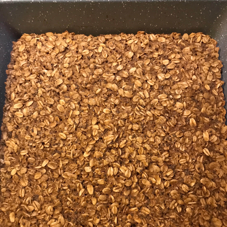 Baked Oatmeal Breakfast Bars