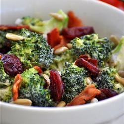 Alyson's Broccoli Salad Jessica