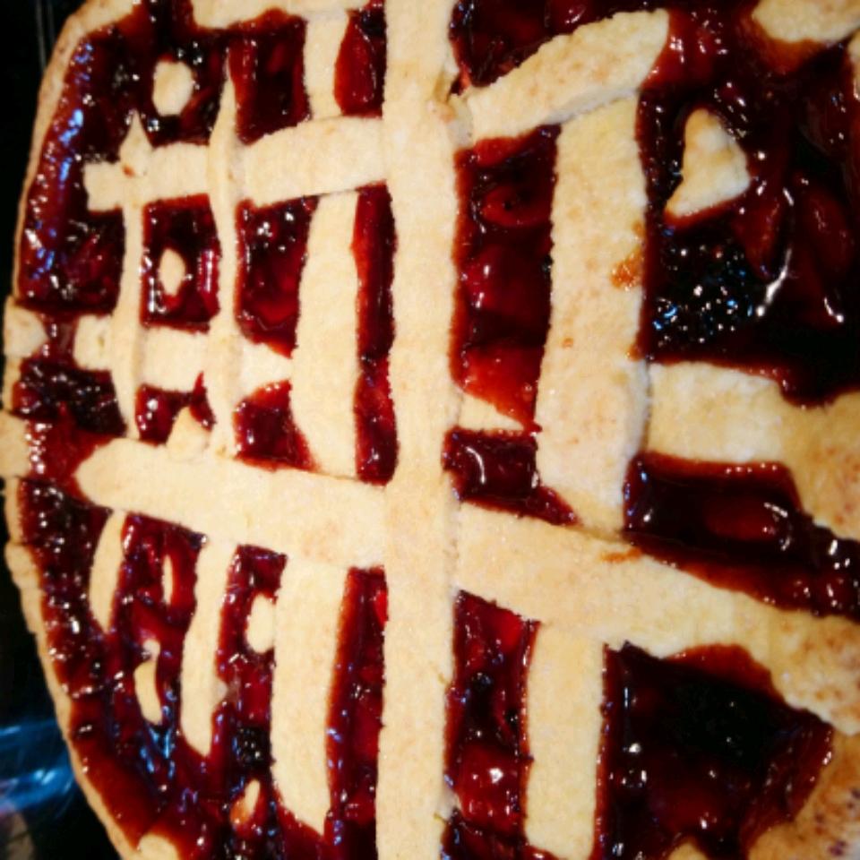 Apple Blackberry Pie Barbie BROWN