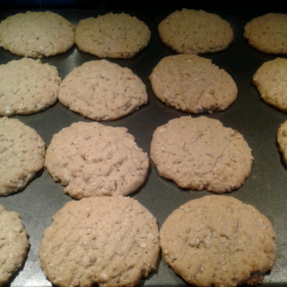 Peanut Butter Oatmeal Cookies Cindy Durrell