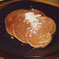 Banana-White Chocolate Pancakes GodivaGirl