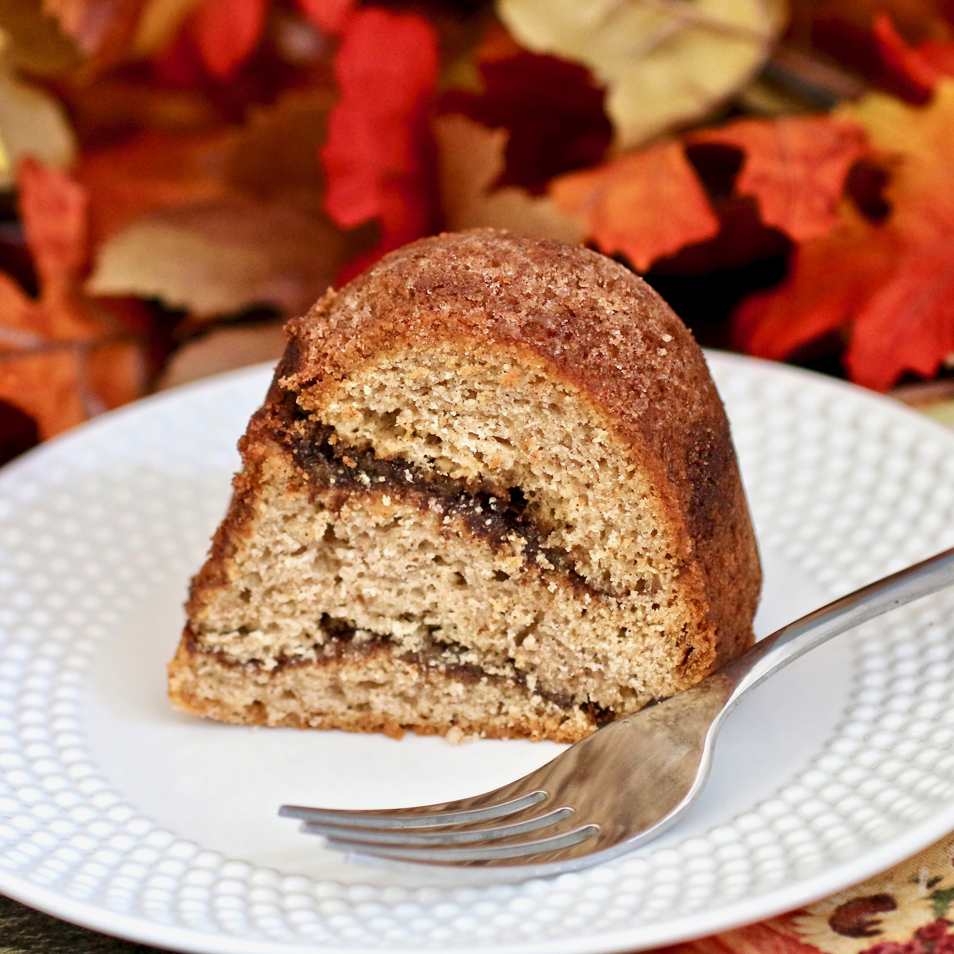 Pumpkin Spice Coffee Cake MrsRocha1