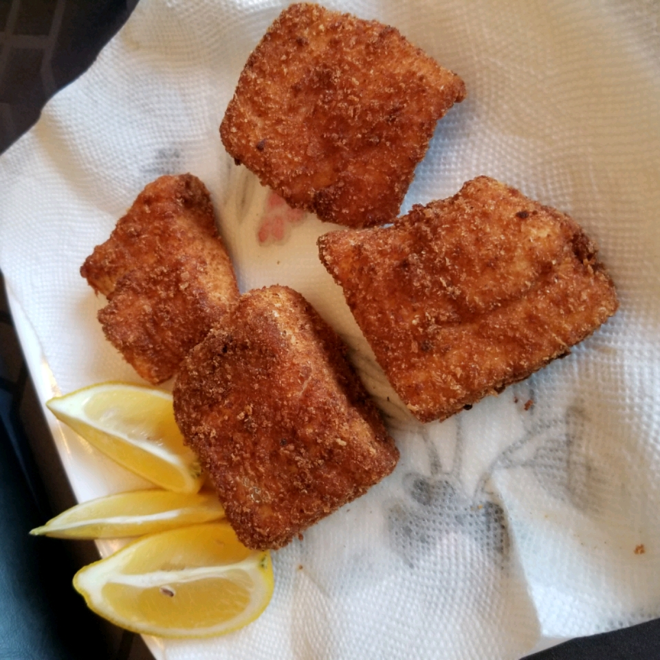 Light and Crispy Fried Halibut tannerman
