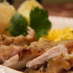 Apple Braised Pork Baking Nana