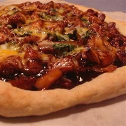 BBQ Chicken Pizza I BANYO