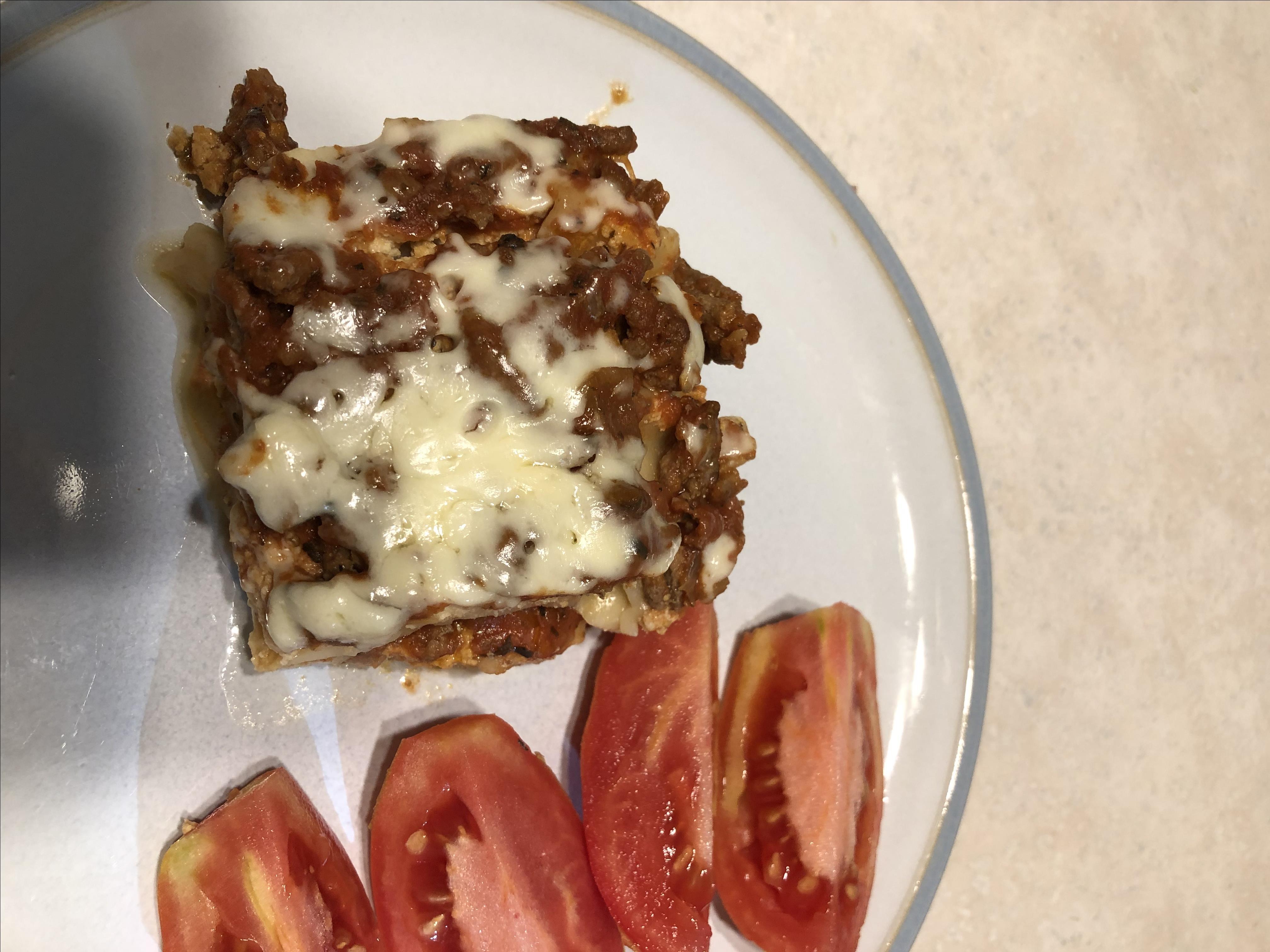 Slow-Cooker Lasagna Lois W