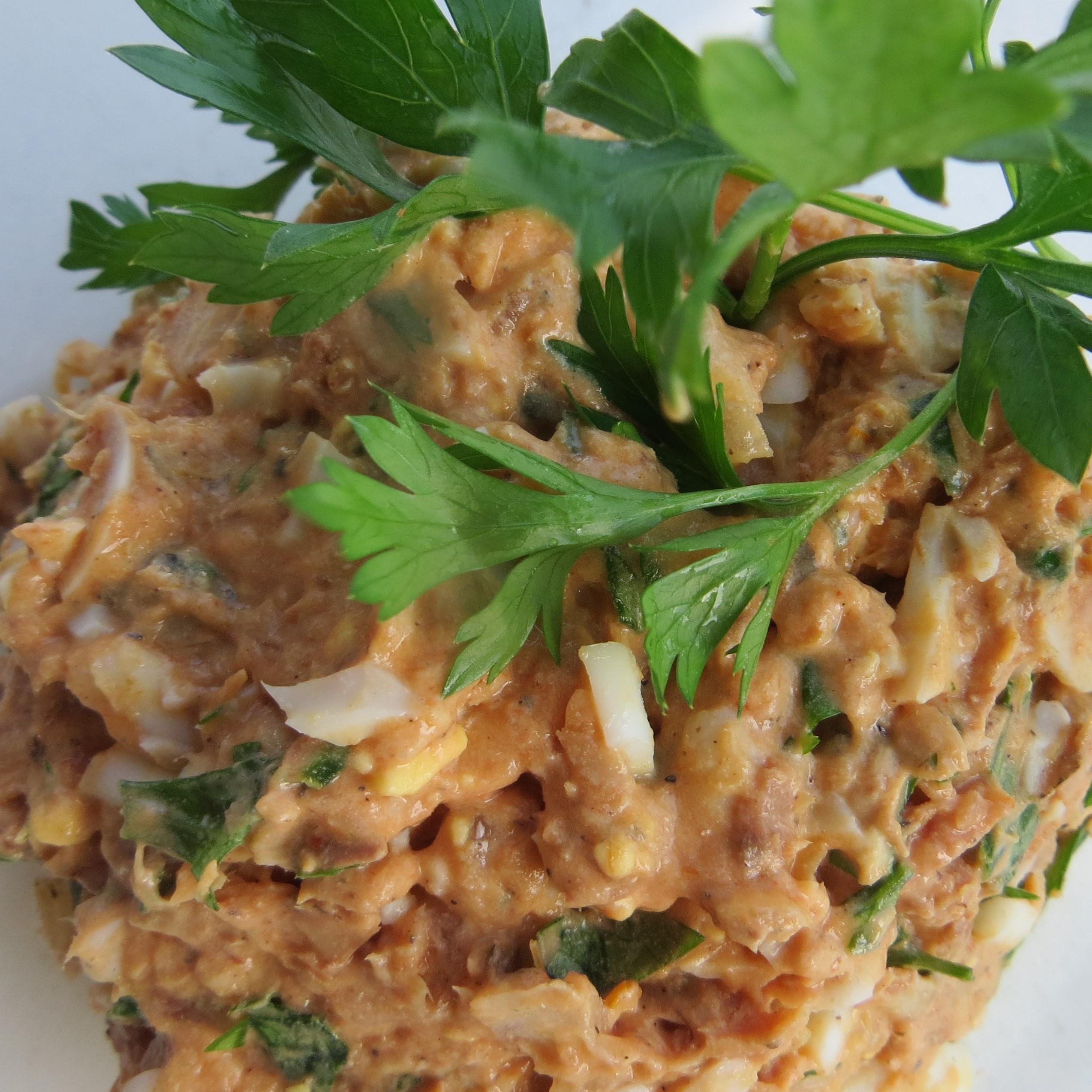 Pasta Rybna (Mackerel Spread) Angela