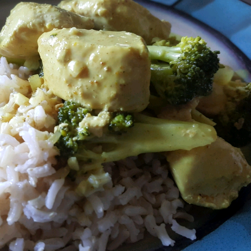 Paleo Coconut Curry Stir Fry Colleen Seal