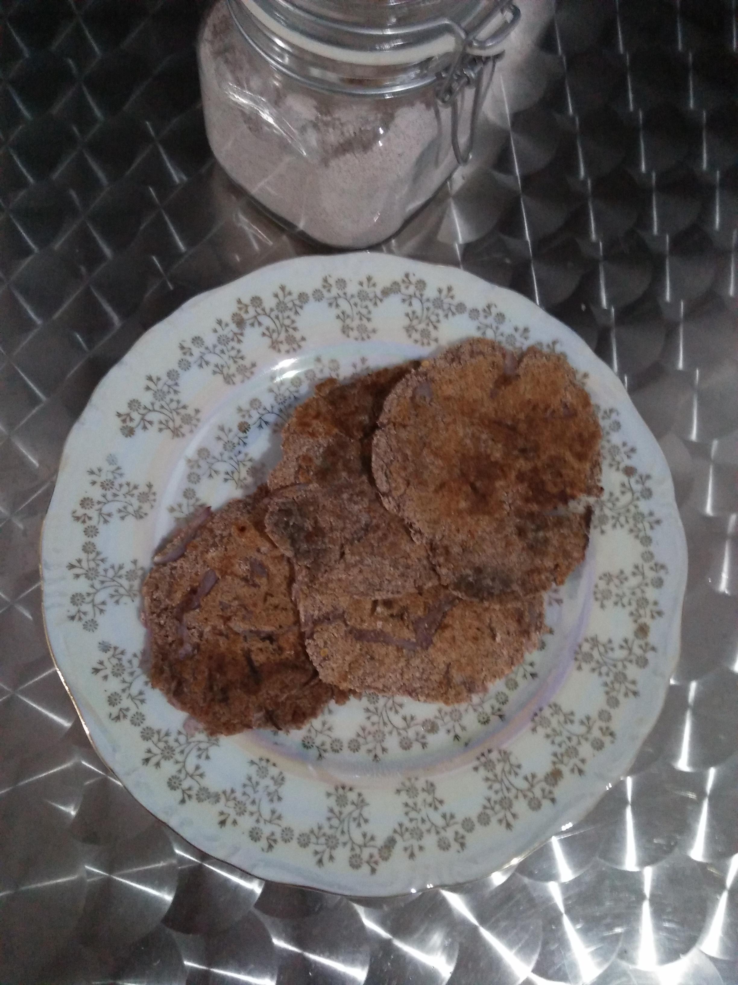 Pol Roti (Coconut Roti)