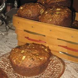 Bran Flax Muffins ChristineM