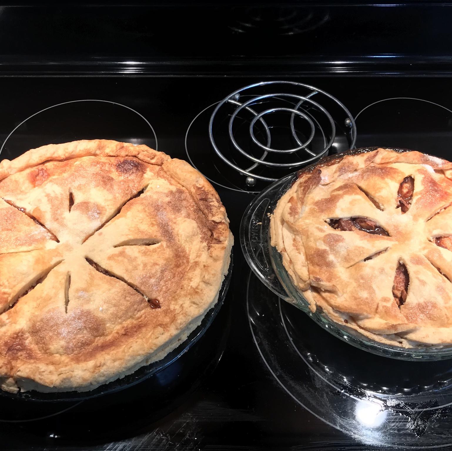 Mile-High Apple Pie Tiffany