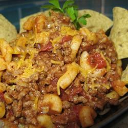 Mexican-Style Goulash Diane Boggs Colbert