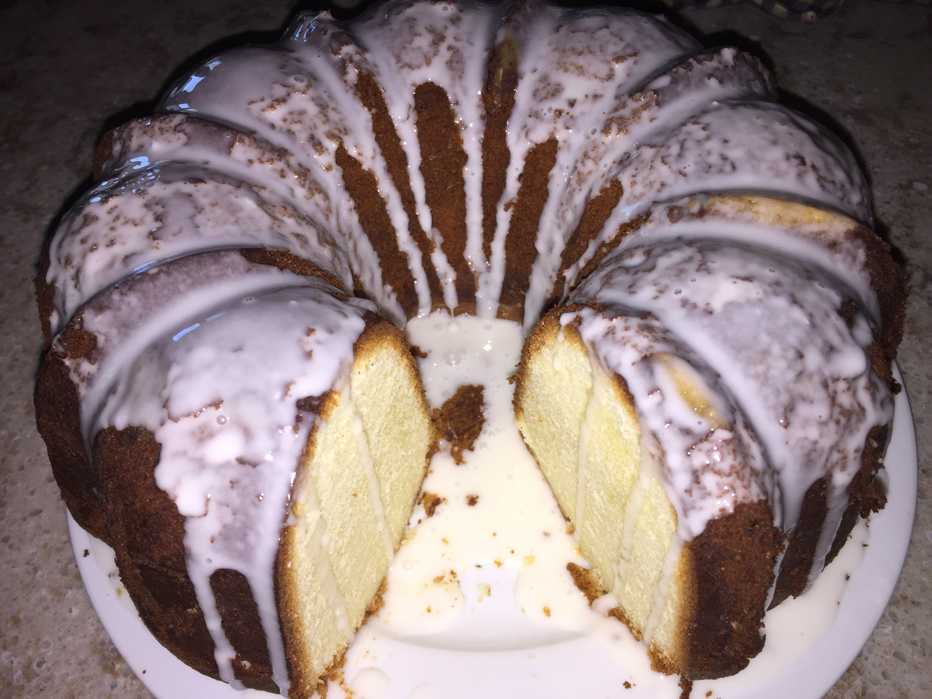 Yellow Pound Cake ItalianGrl