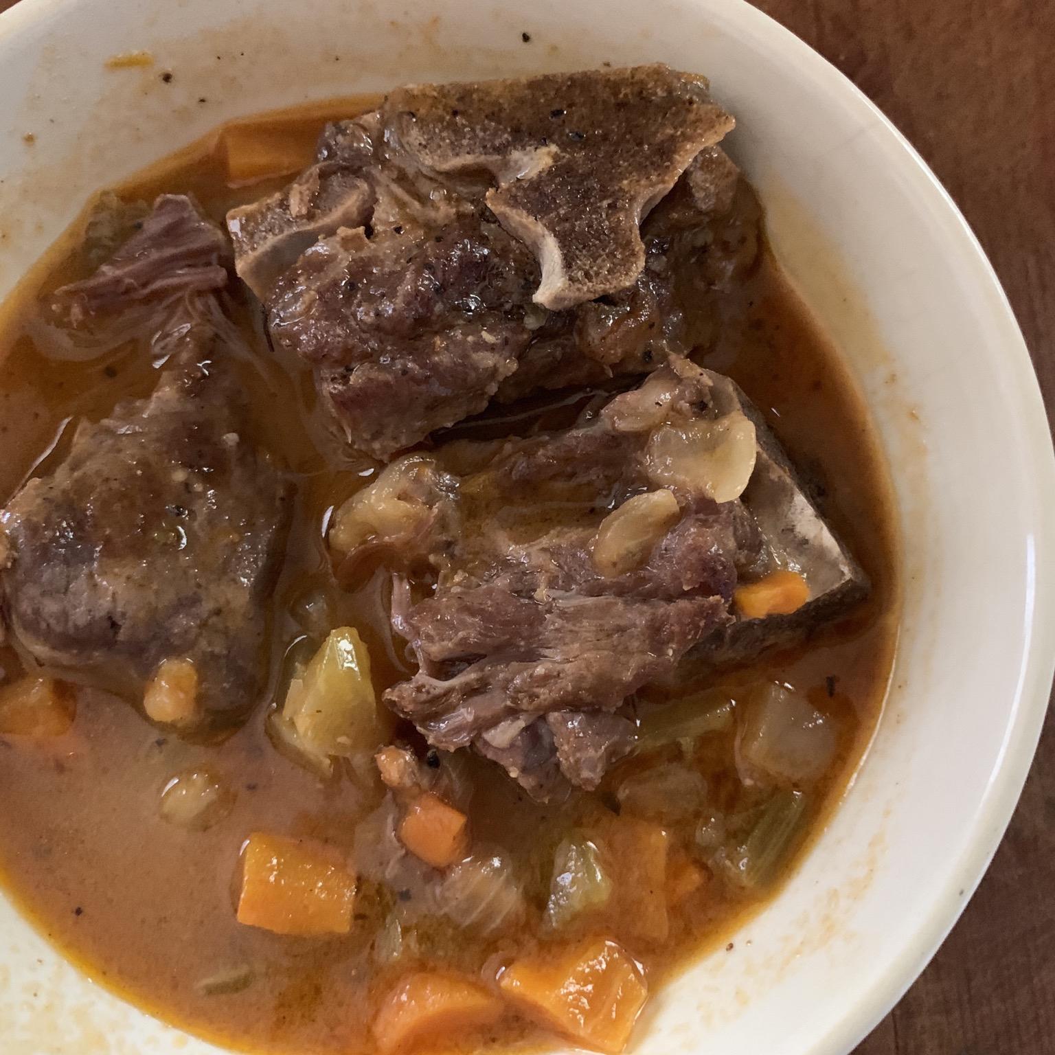 Pork Osso Buco