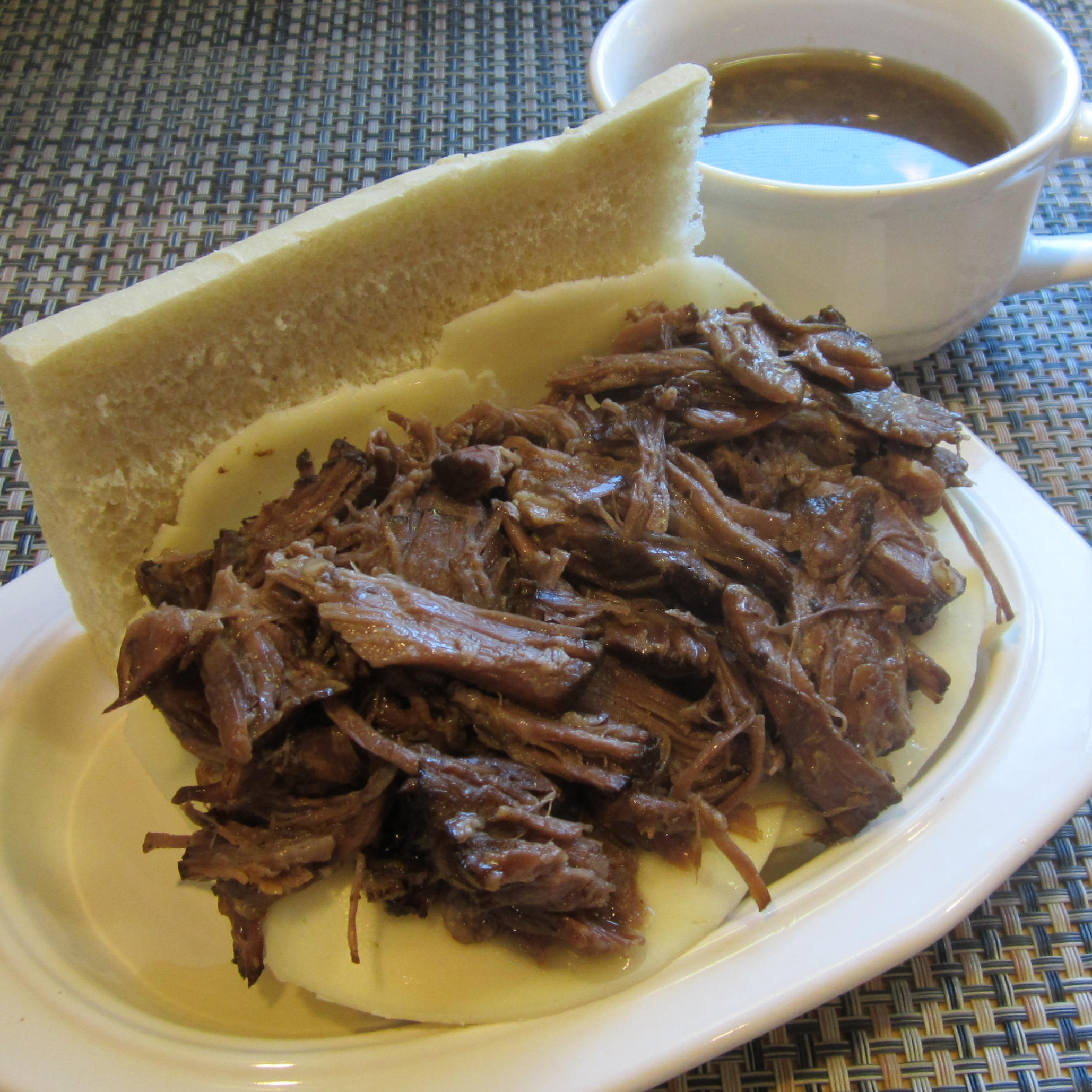 Easiest Slow Cooker French Dip Deb C