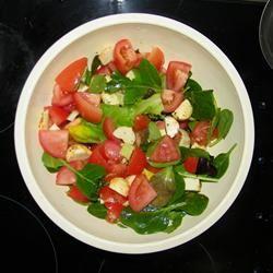 Bocconcini Salad Seattle2Sydney