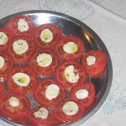 Owen's Mozzarella and Tomato Salad Laura
