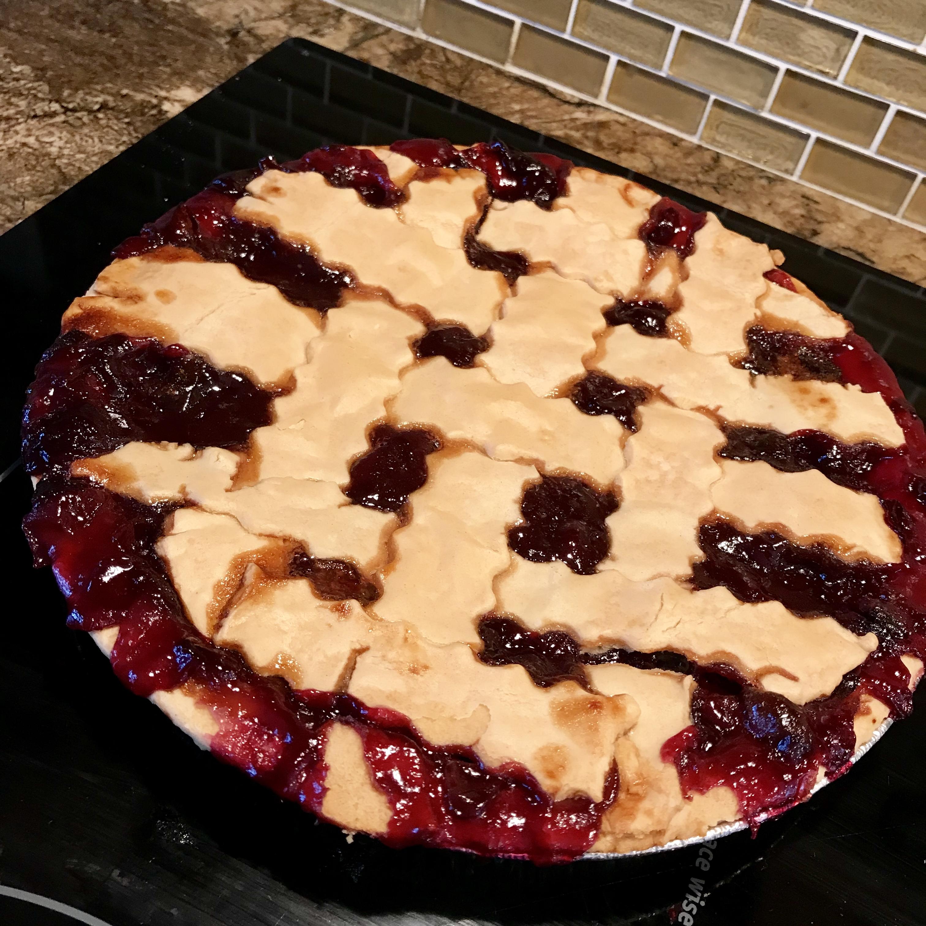 Concord Grape Pie III Wendy