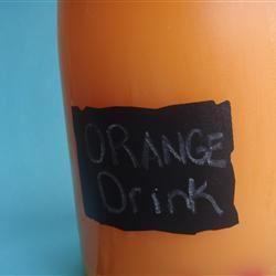 Orange Drink House of Aqua