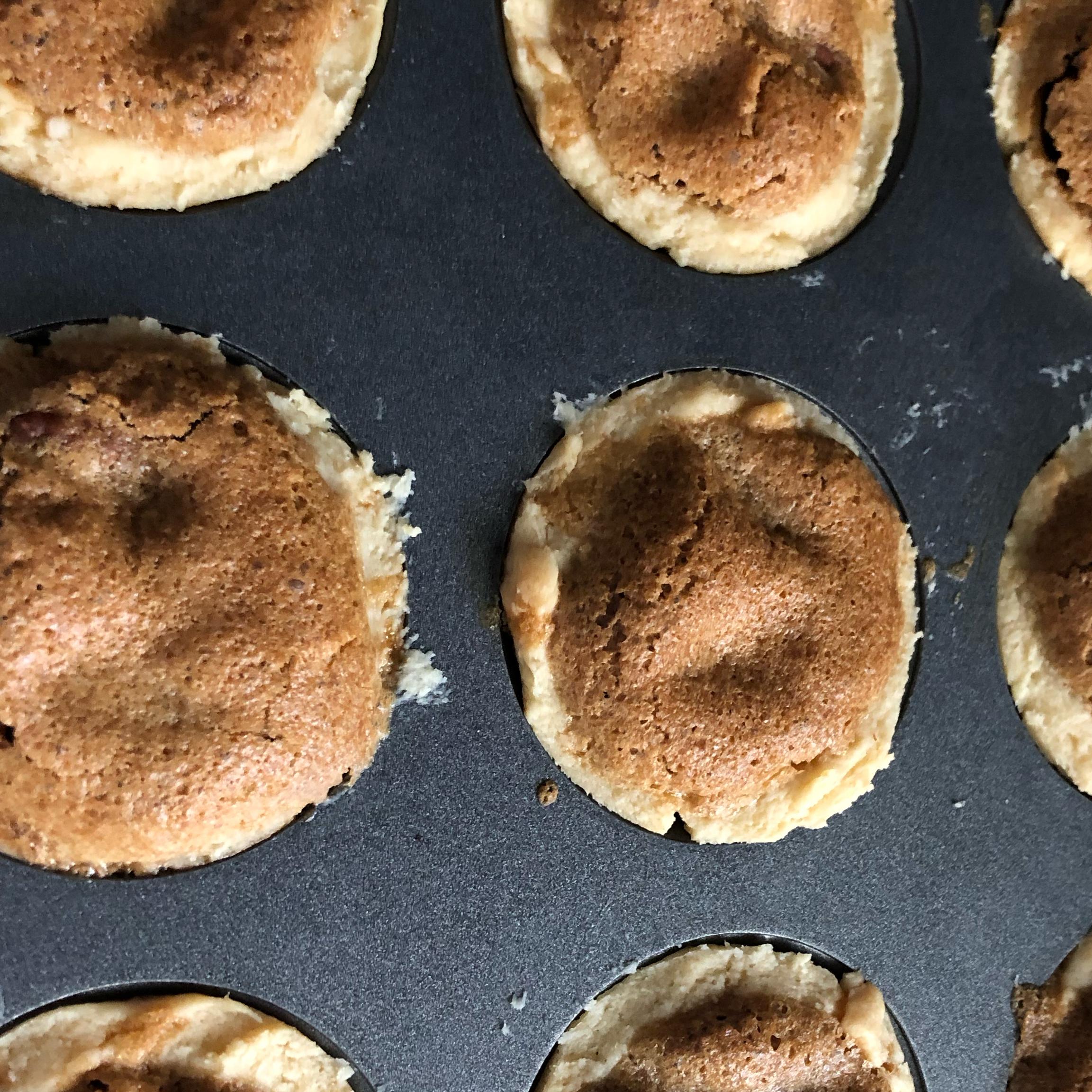 Pecan Pie Tarts
