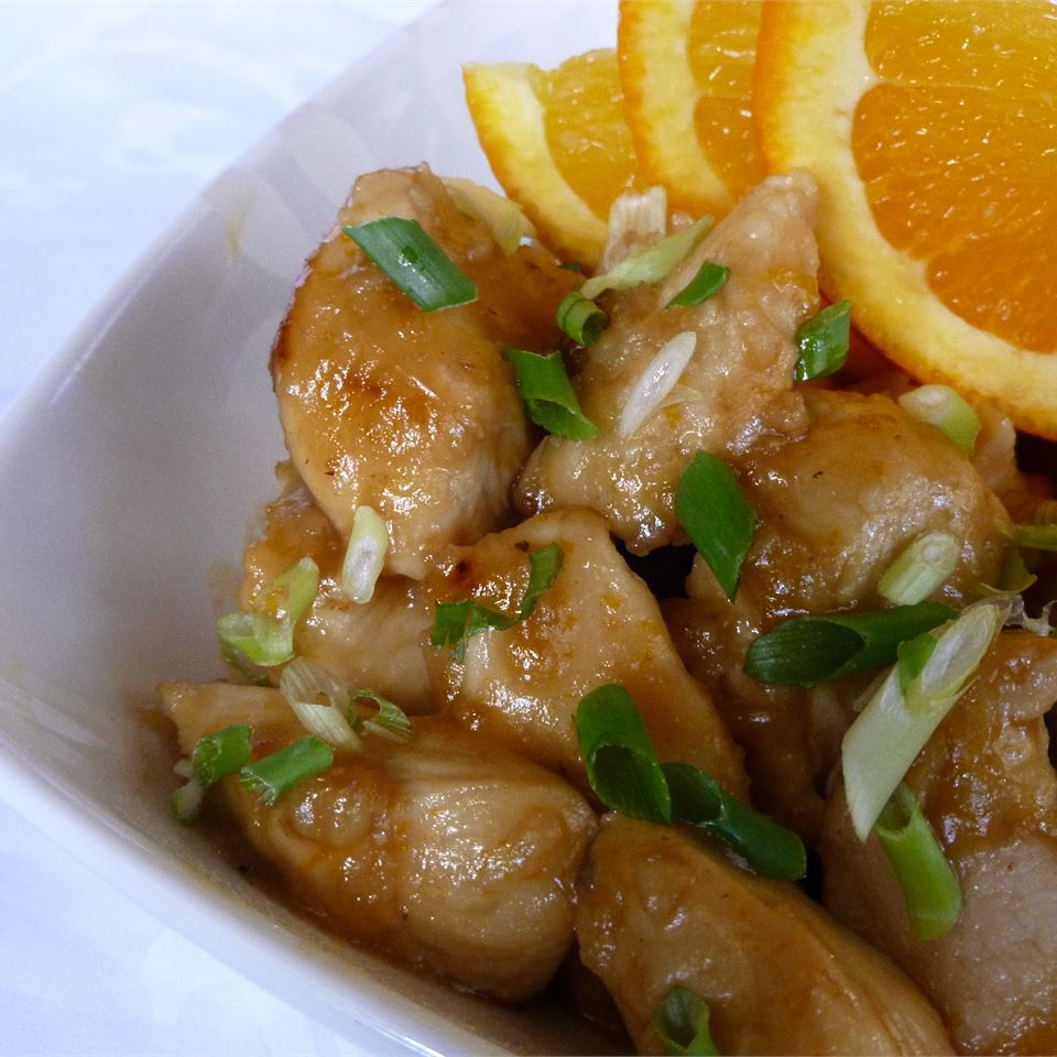 Asian Orange Chicken OkinawanPrincess