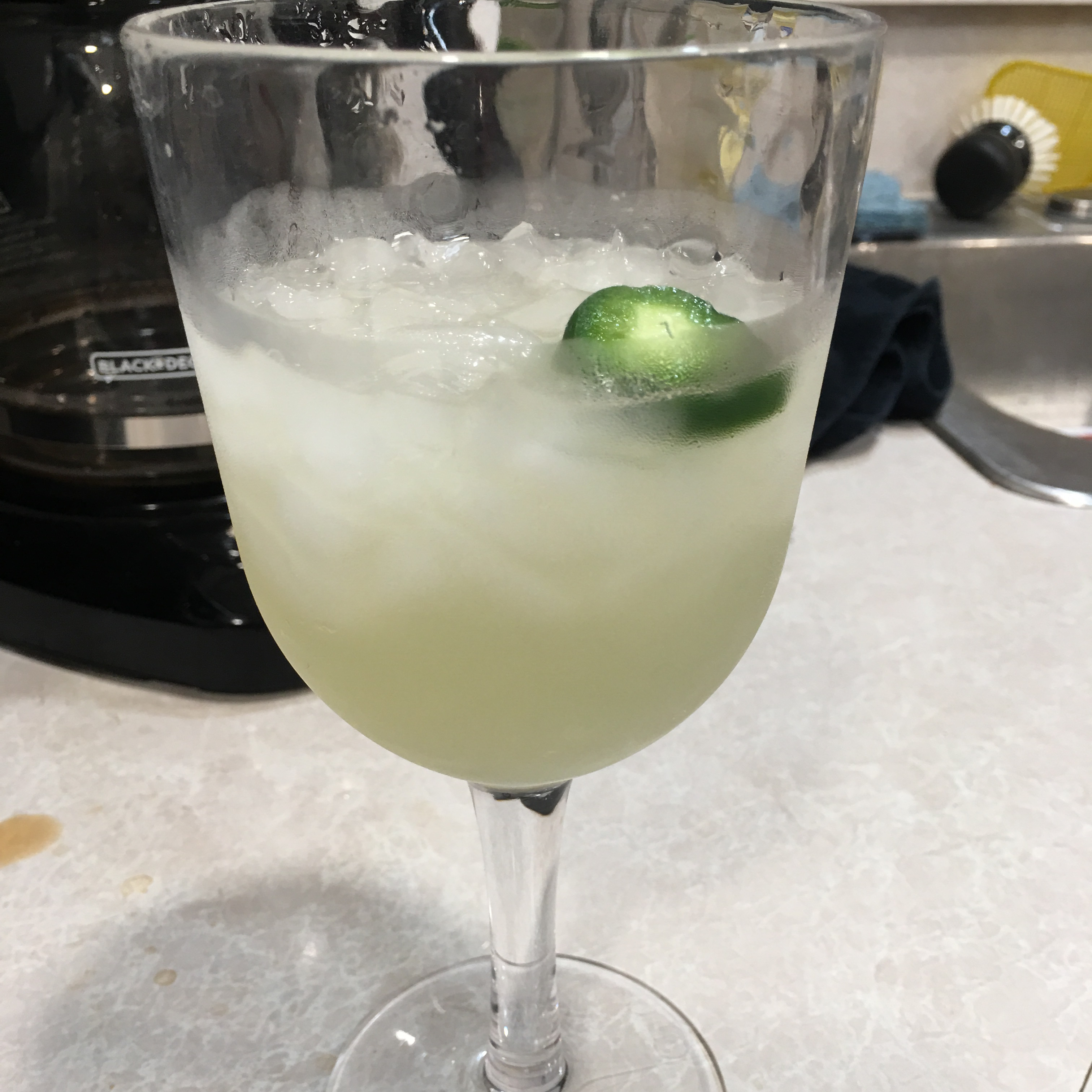 Jalapeno Margaritas Stacey A