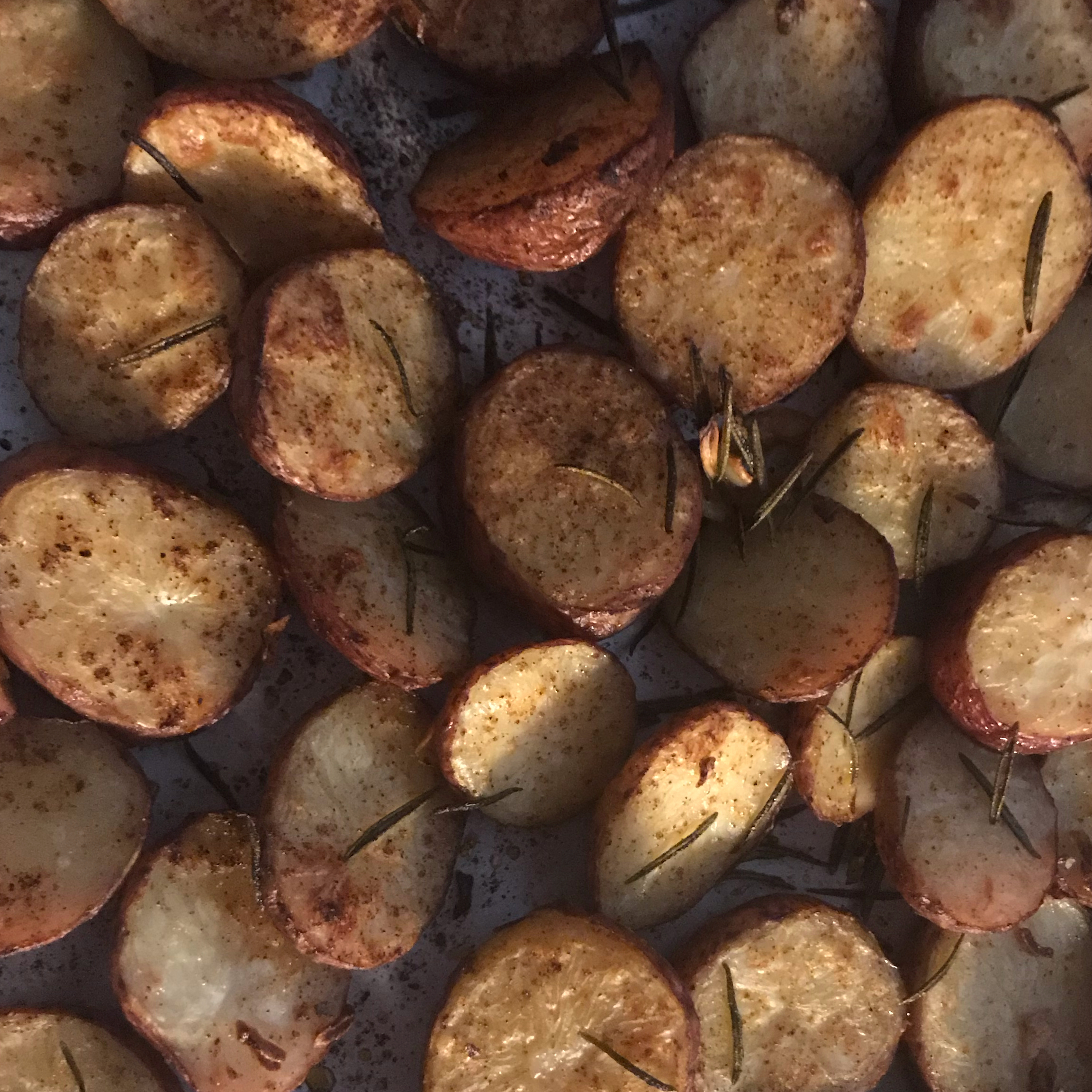 Special  Roasted Potatoes