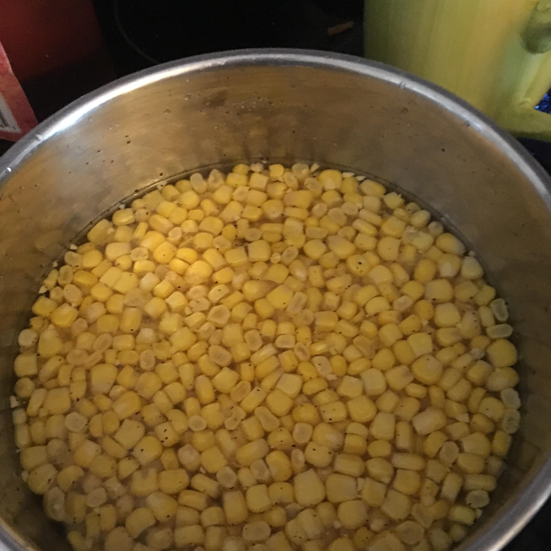 Alma's Sweet Corn Melissa Steele